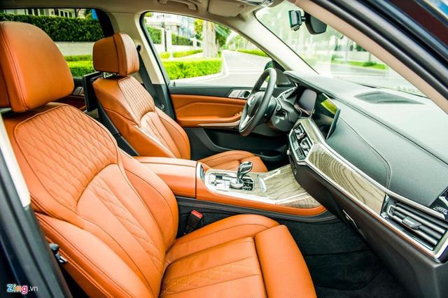 BMW X7 mới chính thức ra mắt tại Việt Nam - Ảnh 2.