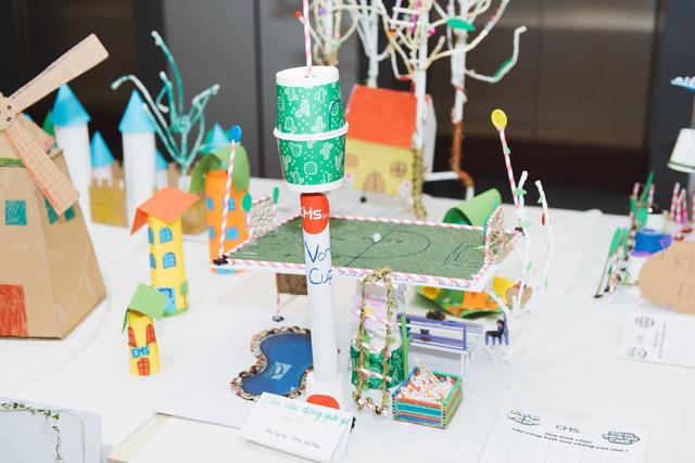 Trại hè sáng tạo CMS – Sân chơi mới cho trẻ em ngày hè - Ảnh 1.