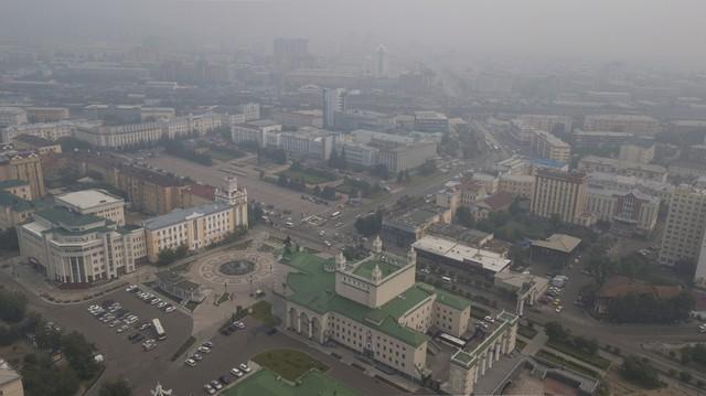 Cháy rừng tiếp tục lan rộng tại Siberia - Ảnh 2.
