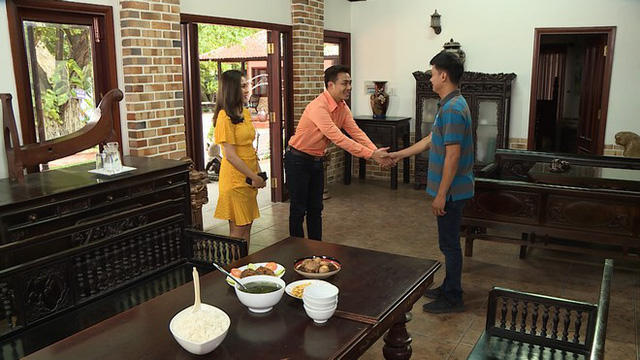 Thanh Duy là trai đểu, hám tiền trong Trò chơi tình ái - Ảnh 1.