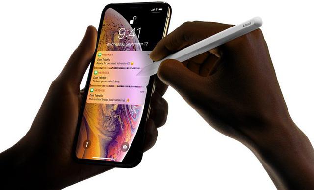 iPhone 2019 hỗ trợ bút cảm ứng Apple Pencil: Steve Jobs đã sai? - Ảnh 1.