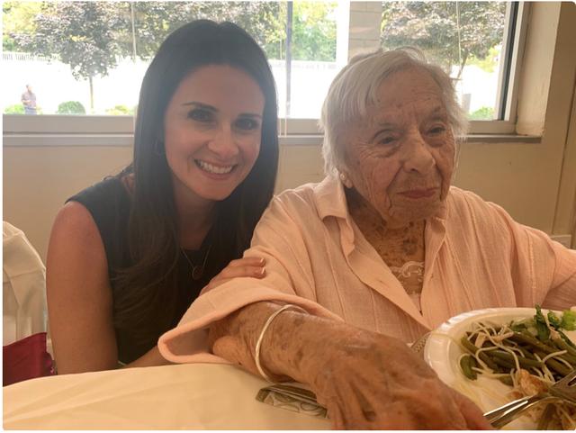Bí quyết sống lâu của cụ bà 107 tuổi: Không lấy chồng - Ảnh 1.