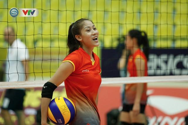 VTV Cup 2019: Buổi tập tràn đầy tiếng cười của ĐT bóng chuyền nữ Việt Nam - Ảnh 11.
