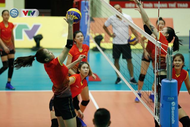 VTV Cup 2019: Buổi tập tràn đầy tiếng cười của ĐT bóng chuyền nữ Việt Nam - Ảnh 5.