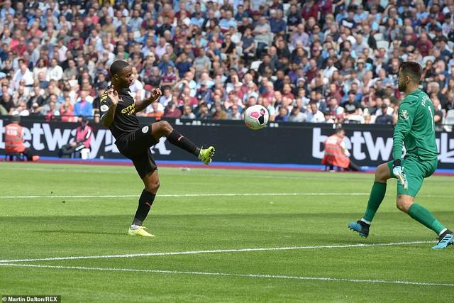 Vòng 1 Ngoại hạng Anh: Bị VAR khước từ, Man City vẫn thắng dễ 5-0 trước West Ham - Ảnh 3.