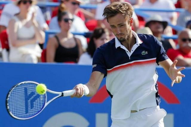Rogers Cup 2019: Daniil Medvedev dễ dàng vào bán kết! - Ảnh 1.