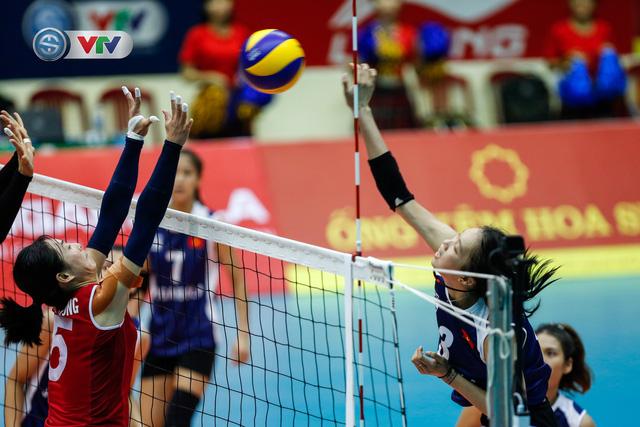 ẢNH: Ngược dòng ngoạn mục trước CHDCND Triều Tiên, ĐT Việt Nam tiến vào chung kết VTV Cup 2019 - Ảnh 7.