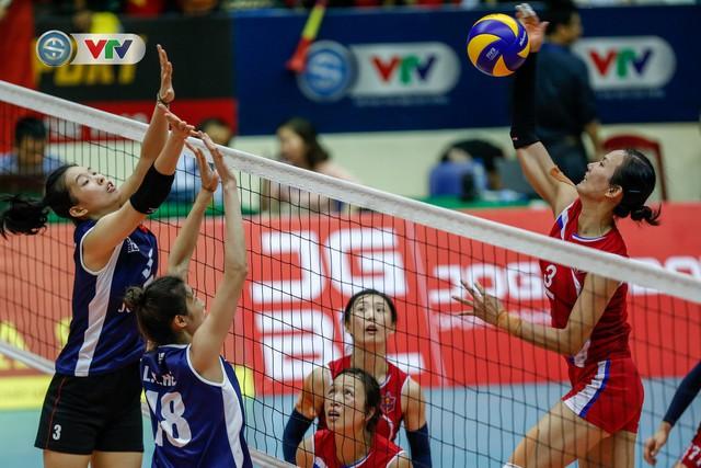ẢNH: Ngược dòng ngoạn mục trước CHDCND Triều Tiên, ĐT Việt Nam tiến vào chung kết VTV Cup 2019 - Ảnh 3.