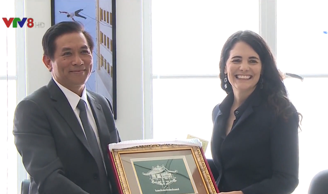 Thúc đẩy hợp tác Việt Nam - Los Angeles, Mỹ - Ảnh 2.
