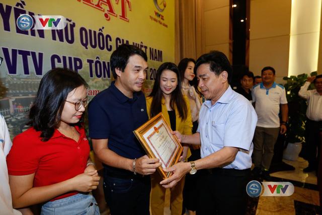 UBND tỉnh Quảng Nam gặp mặt động viên ĐT Bóng chuyền nữ Việt Nam - Ảnh 3.