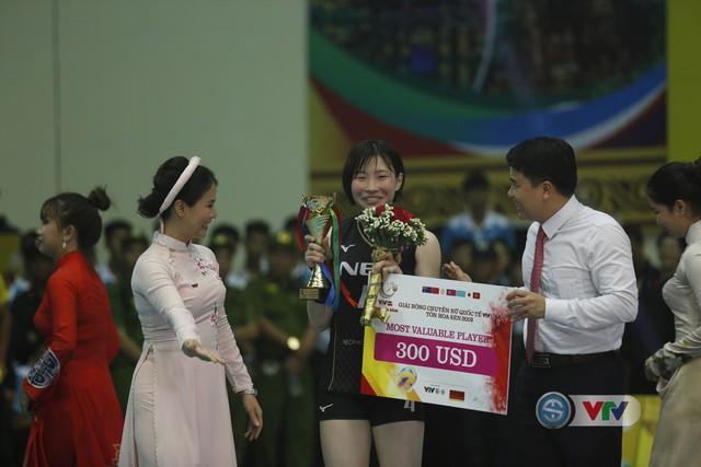 Những danh hiệu xuất sắc của giải bóng chuyền VTV Cup Tôn Hoa Sen 2019 - Ảnh 6.