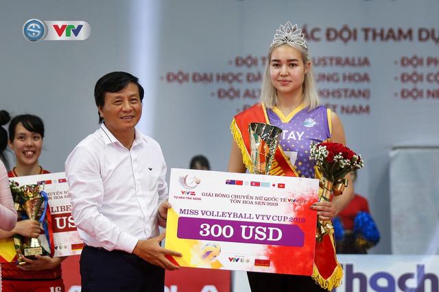 ẢNH: Chiêm ngưỡng vẻ đẹp vạn người mê của hoa khôi VTV Cup 2019 - Ảnh 1.