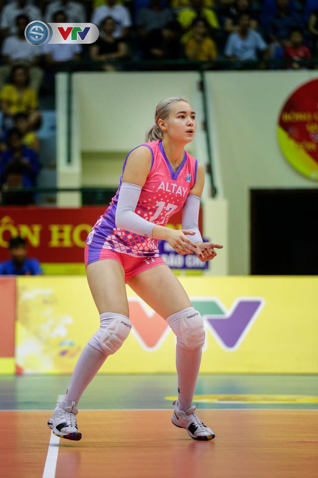 ẢNH: Chiêm ngưỡng vẻ đẹp vạn người mê của hoa khôi VTV Cup 2019 - Ảnh 4.