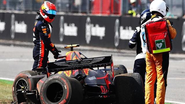 Đua xe F1: Alexander Albon thay thế Pierre Gasly tại Red Bull kể từ GP Bỉ - Ảnh 1.