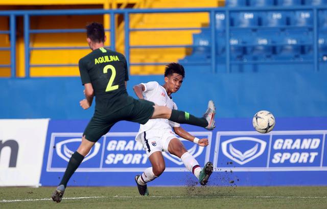 HLV Hoàng Anh Tuấn: U18 Việt Nam tôn trọng U18 Thái Lan - Ảnh 1.
