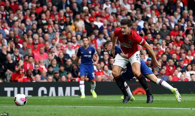 Manchester United giành chiến thắng cách biệt trước Chelsea - Ảnh 2.