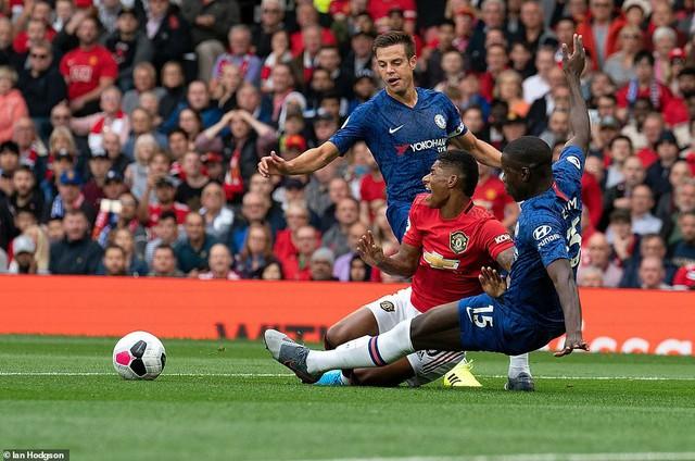 Manchester United giành chiến thắng cách biệt trước Chelsea - Ảnh 1.