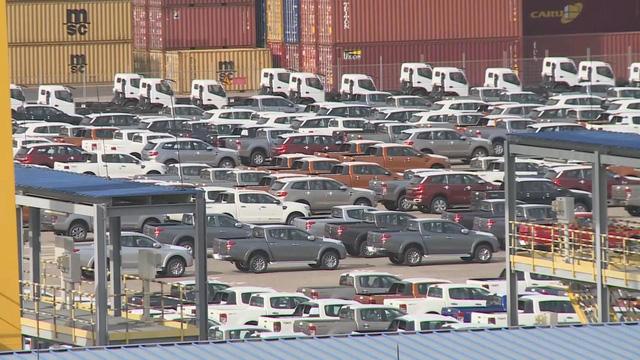 7 tháng đầu năm, doanh số bán ô tô nhập khẩu nguyên chiếc tăng gấp đôi cùng kỳ - Ảnh 2.