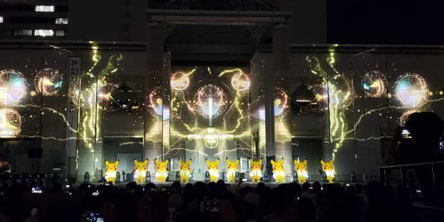 Nhật Bản: Không khí lễ hội Pikachu tràn ngập đường phố - Ảnh 3.