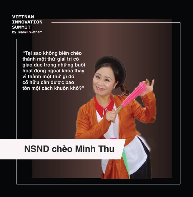 Tuần lễ Vietnam Innovation Summit 2019: Khi những người trẻ mong tìm về cội nguồn - Ảnh 2.