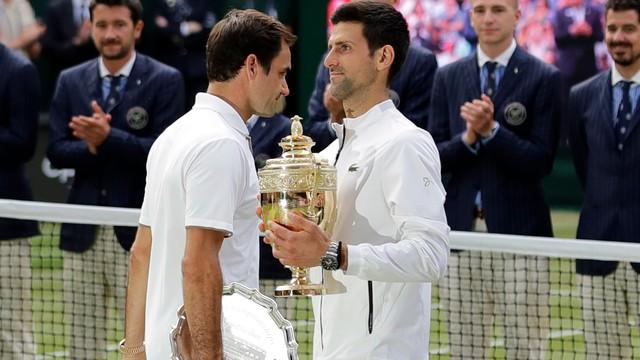 Trước thềm Cincinnati, Federer tiết lộ về nỗi đau ở Wimbledon - Ảnh 1.