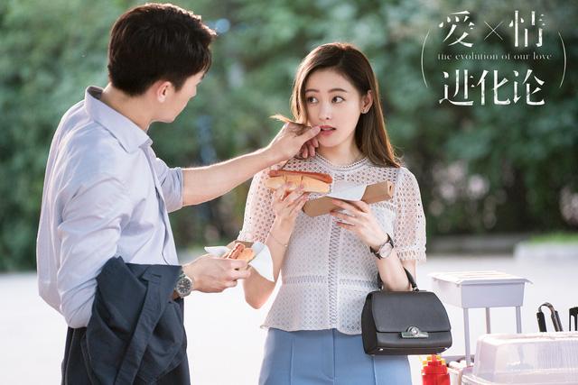 Phim truyện Trung Quốc mới trên VTV1: Thuyết tiến hóa tình yêu - Ảnh 1.