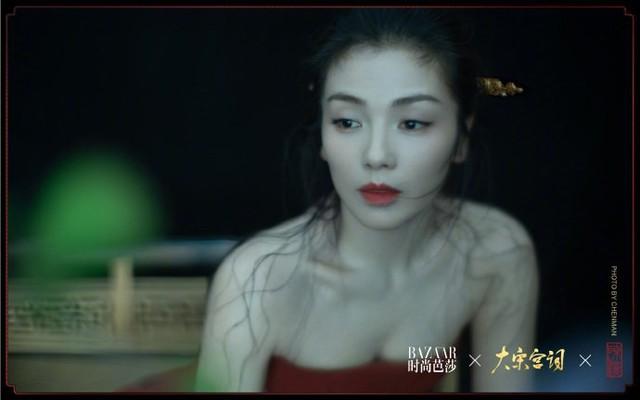 Châu Du Dân - Lưu Đào tung loạt ảnh quảng bá phim mới: Đẹp xuất sắc! - Ảnh 4.