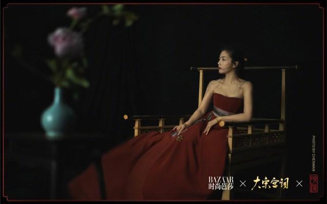 Châu Du Dân - Lưu Đào tung loạt ảnh quảng bá phim mới: Đẹp xuất sắc! - Ảnh 3.