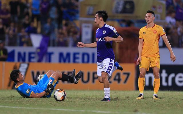 Lịch thi đấu và trực tiếp vòng 21 V.League 2019: CLB TP Hồ Chí Minh - Than Quảng Ninh, CLB Thanh Hóa - CLB Hải Phòng - Ảnh 4.