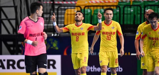 Hôm nay (14/8), Thái Sơn Nam gặp đội vô địch Trung Quốc tại tứ kết giải futsal CLB châu Á 2019 - Ảnh 1.