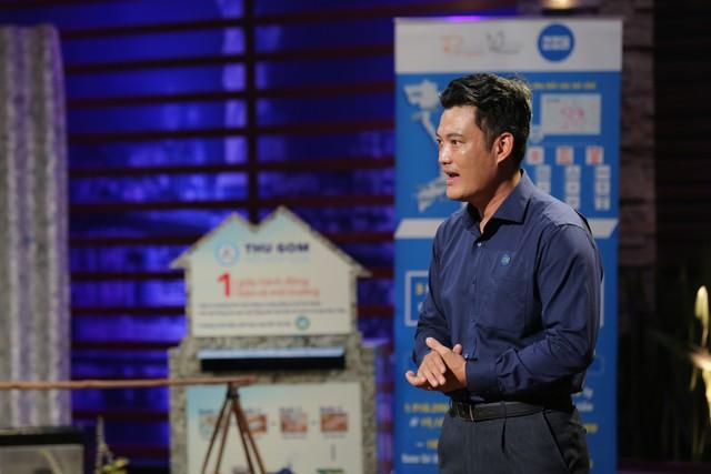 Shark Tank Việt Nam: Shark Đỗ Liên rót 1 tỷ đồng vào Giải cứu rác chết - Ảnh 2.