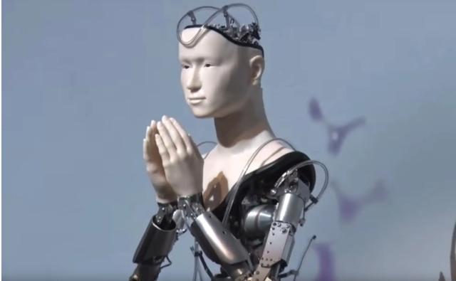 Chùa Kodaiji (Nhật Bản) bổ nhiệm nhà sư robot - Ảnh 1.