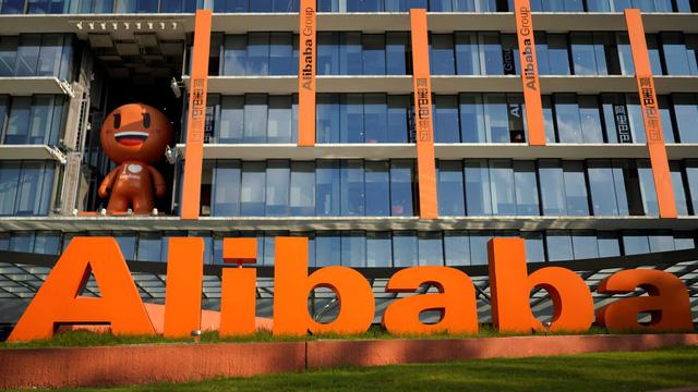 Tập đoàn Alibaba ghi nhận doanh thu vượt dự đoán - Ảnh 2.