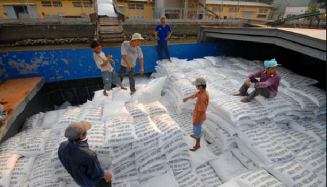 Giá gạo Việt Nam đi xuống do nhu cầu từ Trung Quốc giảm mạnh - Ảnh 2.