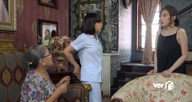 Đánh cắp giấc mơ - Tập 22: Mẹ chồng ép bà Trâm đón Đức, Khánh Quỳnh về nhà bằng mọi giá - Ảnh 1.