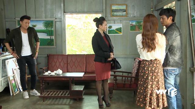 Đánh cắp giấc mơ - Tập 22: Mẹ chồng ép bà Trâm đón Đức, Khánh Quỳnh về nhà bằng mọi giá - Ảnh 4.