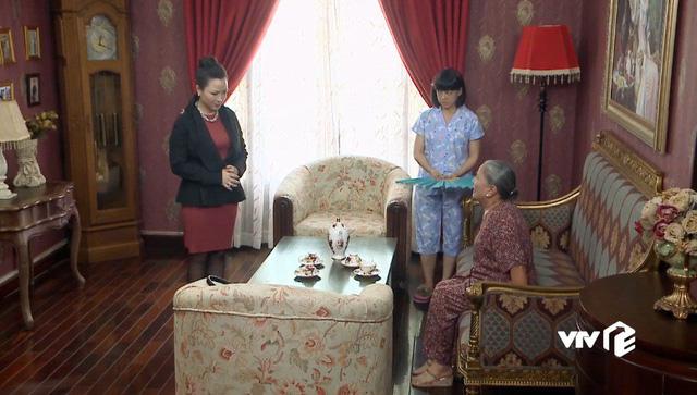 Đánh cắp giấc mơ - Tập 22: Mẹ chồng ép bà Trâm đón Đức, Khánh Quỳnh về nhà bằng mọi giá - Ảnh 6.