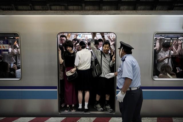 Nhật Bản giải bài toán giao thông tại Tokyo dịp Olympic 2020 - Ảnh 1.