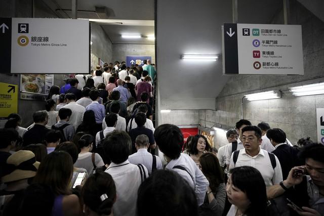 Nhật Bản giải bài toán giao thông tại Tokyo dịp Olympic 2020 - Ảnh 2.