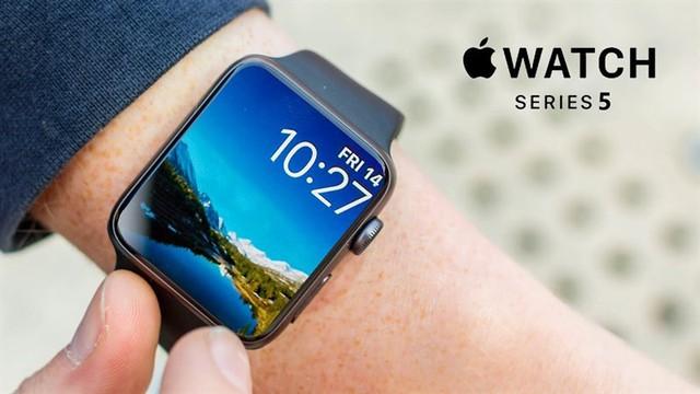 Watch Series 5 sẽ ra mắt cùng iPhone 11 vào tháng 9 tới - Ảnh 1.