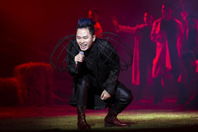 Những hình ảnh tuyệt sắc từ VTV True Concert - Ảnh 5.