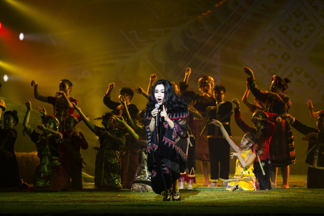 Những hình ảnh tuyệt sắc từ VTV True Concert - Ảnh 3.