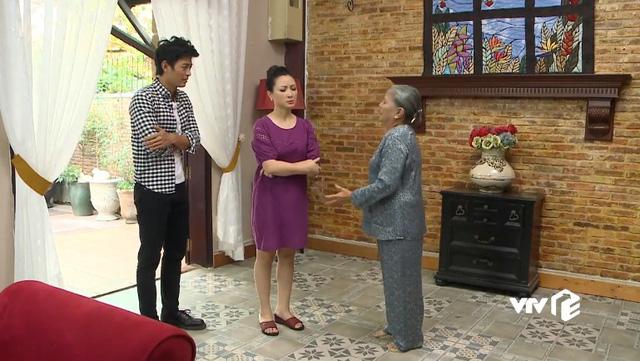 Đánh cắp giấc mơ - Tập 23: Khánh Quỳnh có thai với Đức, bà Trâm buộc chấp nhận đám cưới? - ảnh 12