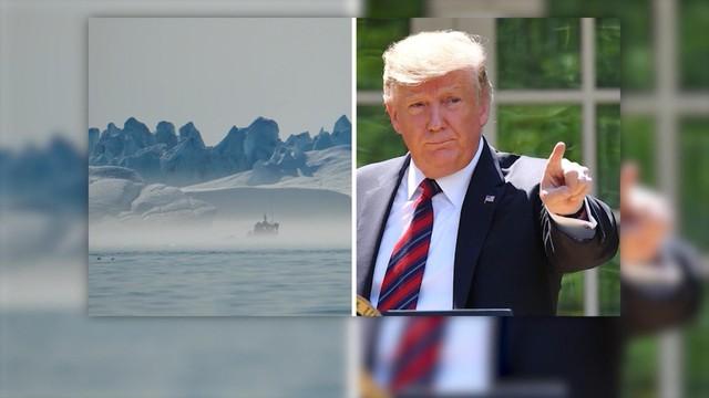 Tổng thống Mỹ xác nhận ý định mua đảo Greenland - Ảnh 1.