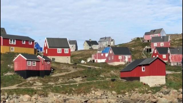 Tổng thống Mỹ xác nhận ý định mua đảo Greenland - Ảnh 2.