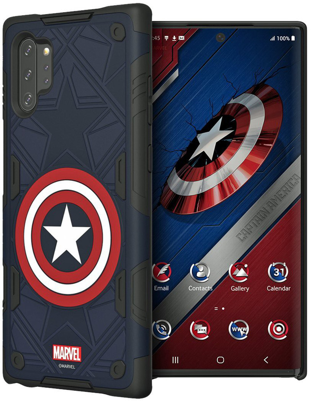 Mẫu ốp độc cho người dùng Galaxy Note 10 là fan của Marvel - Ảnh 3.