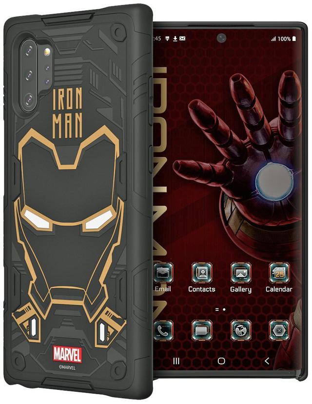 Mẫu ốp độc cho người dùng Galaxy Note 10 là fan của Marvel - Ảnh 1.