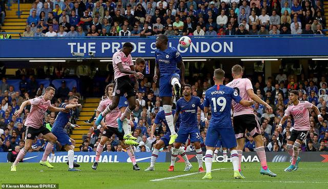 Chelsea 1-1 Leicester City: Sao trẻ lập công sớm, The Blues vẫn chưa biết mùi chiến thắng - Ảnh 2.