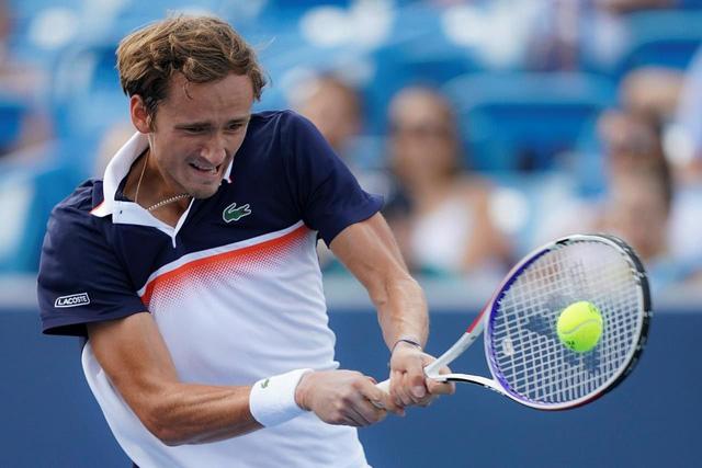 Daniil Medvedev lần đầu tiên vô địch Cincinati Masters - Ảnh 1.