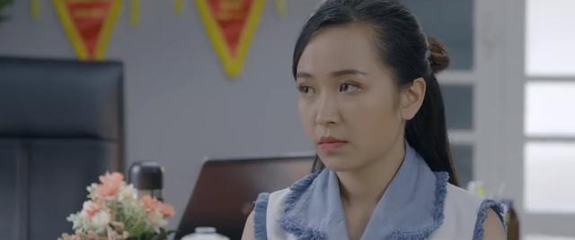 Những nhân viên gương mẫu - Tập 4: Qua mặt trưởng phòng, Chi (Kim Oanh) bị khiển trách sâu cay - ảnh 1